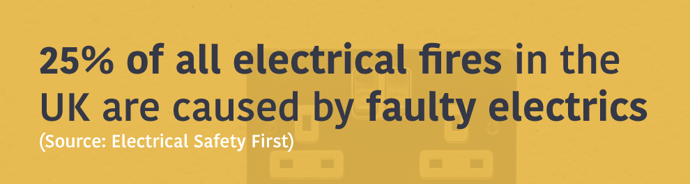 Electrical safety stat