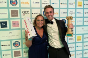 Bath life awards winner Aspire To Move